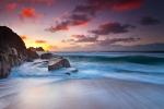 Porthcurno Sunrise